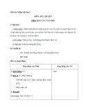Giáo án tuần 3 bài Kể chuyện: Bạn của Nai Nhỏ - Tiếng việt 2 - GV. Hoàng Quân