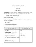 Giáo án bài Tập viết: Chữ hoa: D - Tiếng việt 2 - GV. T.Tú Linh