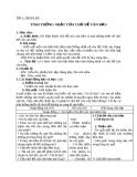 Giáo án bài Tính thống nhất về chủ đề của văn bản - Ngữ văn 8