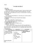 Bài 10: Ôn tập truyện kí Việt Nam - Giáo án Ngữ văn 8