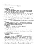 Bài 4: Lão Hạc - Giáo án Ngữ văn 8