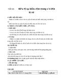 Giáo án bài 6: Miêu tả và biểu cảm trong văn bản tự sự - Ngữ văn 8