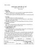 Giáo án Ngữ văn 8 bài 7: Đánh nhau với cối xay gió