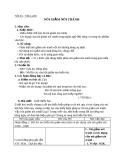 Bài 10: Nói giảm nói tránh - Giáo án Ngữ văn 8