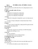 Giáo án bài 4: Từ tượng hình, từ tượng thanh - Ngữ văn 8