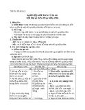 Bài 7: Luyện tập viết đoạn văn tự sự kết hợp với miêu tả và biểu cảm - Giáo án Ngữ văn 8