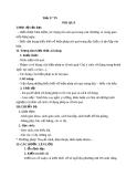 Giáo án bài 9: Nói quá - Ngữ văn 8