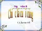 Slide bài Chiếc lá cuối cùng - Ngữ văn 8 - GV.Nguyễn N.Minh