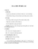 Bài 15: Ôn luyện về dấu câu - Giáo án Ngữ văn 8