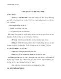 Giáo án Ngữ văn 10 tuần 1: Tổng quan văn học Việt Nam