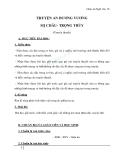 Giáo án Ngữ văn 10 tuần 4: Truyện An Dương Vương và Mỵ Châu Trọng Thủy