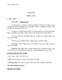 Giáo án Ngữ văn 10 tuần 7: Tấm cám