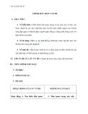 Giáo án Ngữ văn 10 tuần 16: Trình bày một vấn đề