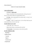 Giáo án Ngữ văn 10 tuần 24: Luyện tập viết đoạn văn thuyết minh