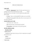 Giáo án Ngữ văn 10 tuần 13: Tóm tắt văn bản tự sự