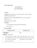 Giáo án tuần 8 bài Chính tả (Tập chép): Người mẹ hiền, ao/au, r/d/gi - Tiếng việt 2 - GV. Hoàng Quân