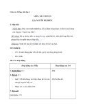 Giáo án tuần 8 bài Kể chuyện: Người mẹ hiền - Tiếng việt 2 - GV. Hoàng Quân