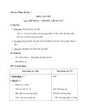 Giáo án tuần 8 bài Tập viết: Chữ hoa G - Tiếng việt 2 - GV. Hoàng Quân