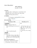 Giáo án tuần 13 bài Chính tả (Nghe viết): Quà của bố. iê/yê, r/d/gi - Tiếng việt 2 - GV. Hoàng Quân