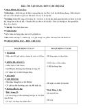 Giáo án Toán 5 chương 1 bài 9:  Ôn tập Bảng đơn vị đo độ dài