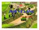 Bài giảng Ngữ văn 12 tuần 12: Đọc thêm: Dọn về làng