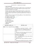 Giáo án Ngữ văn 12 tuần 11: Bài viết số 3: Nghị luận văn học