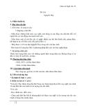 Giáo án Ngữ văn 12 tuần 12: Đọc thêm: Đò Lèn