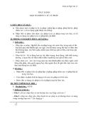 Giáo án Ngữ văn 12 tuần 12: Thực hành một số phép tu từ cú pháp