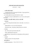 Giáo án bài 9: Cách lập ý của bài văn biểu cảm - Ngữ văn 7  - GV.T.T.Chi