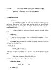 Giáo án bài 4: Đại từ - Ngữ văn 7  - GV.T.T.Chi