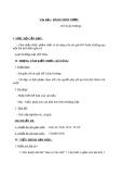 Giáo án bài 7: Sau phút chia ly (trích Chinh phụ ngâm khúc) - Ngữ văn 7  - GV.T.T.Chi