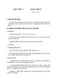 Giáo án bài 1: Cổng trường mở ra - Ngữ văn 7  - GV.T. Tâm
