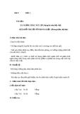 Bài 9: Xa ngắm thác núi Lư (Vọng Lư sơn bộc bố) - Giáo án Ngữ văn 7 - GV: Lê Thị Hạnh