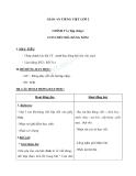 Giáo án bài Chính tả (Tập chép): Con chó nhà hàng xóm - Tiếng việt 2 - GV. T.Tú Linh