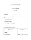 Giáo án bài Chính tả (Nghe viết): Tìm ngọc. Phân biệt ui/uy - Tiếng việt 2 - GV. T.Tú Linh