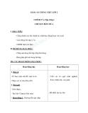 Giáo án bài Chính tả (Tập chép): Chuyện bốn mùa. P.biệt l/n - Tiếng việt 2 - GV. T.Tú Linh