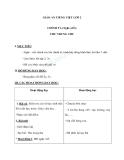 Giáo án bài Chính tả (Nghe viết): Thư Trung thu - Tiếng việt 2 - GV. T.Tú Linh