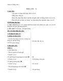 Giáo án Tiếng Việt 1 bài 2: Âm B