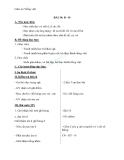 Giáo án Tiếng Việt 1 bài 14: Âm D, Đ