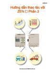 Hướng dẫn lập trình ZEN OMRON - Phần 2