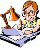 Đề tài nghiên cứu: Bàn về cách tính khấu hao tài sản cố định và phương pháp kế toán khấu hao tài sản cố định theo chế độ hiện hành trong các doanh nghiệp