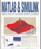 Ebook Matlab & Simulink dành cho kỹ sư điều khiển tự động - Nguyễn Phùng Quang