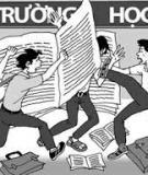 Nghiên cứu: Thực trạng bạo lực học đường hiện nay