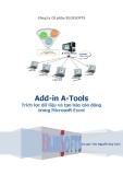Add-in A-Tools: Trích lọc dữ liệu và tạo báo cáo động trong Microsoft Excel - ThS. Nguyễn Duy Tuân