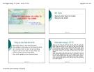 Bài giảng Công ty tài chính và công ty cho thuê tài chính - Nguyễn Anh Vũ