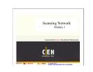 Báo cáo An ninh mạng: Scanning Network