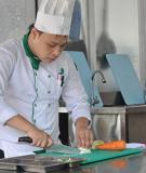 Báo cáo thực tập tốt nghiệp: Kỹ thuật chế biến món ăn tại trường mầm non Tứ Liên
