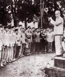 Những nguyên tắc xây dựng con người mới trong tư tưởng Hồ Chí Minh