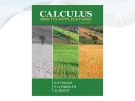 Calculus and its applications: 1.8