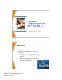 Bài giảng Marketing dịch vụ - ThS. Nguyễn Văn Tâm